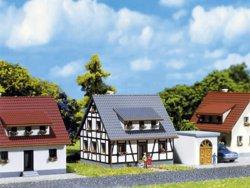 328-282760 Fachwerkhaus Faller Die Stadt,