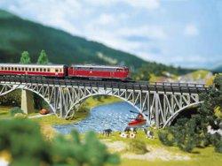 328-282915 Stahlträgerbrücke Faller Lands
