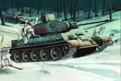 328-750905 Panzer T-34/76 Modell 1942 Tru