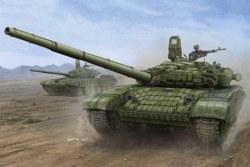 328-750925 Kampfpanzer T72B/B1 MBT mit Ko