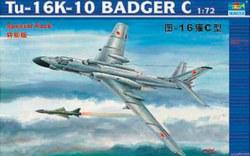 328-751613 Flugzeug Tu-16K-10 Badge Trump
