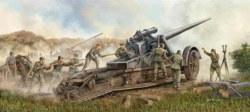 328-752313 Deutsch 17cm Kanone 18 Schwere
