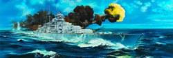328-753702 Kriegsschiff DKM Bismarck, 194
