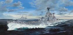 328-753710 Schlachtkreuzer 1/200 HMS Hood