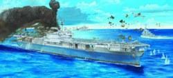 328-753711 Flugzeugträger USS Yorktown CV