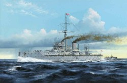 328-755328 HMS Dreadnought 1907 Trumpeter