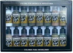 328-771190 Deutsche Farben WWII, Farbset