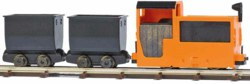 329-12020 Grubenbahn Start-Set Busch Mod