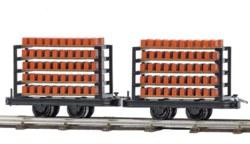 329-12203 Ziegeltransportwagen für die F