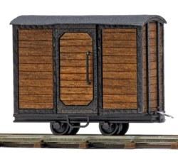 329-12230 Geschlossener Transportwagen,