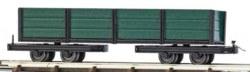 329-12246 Flachwagen mit Bordwand
