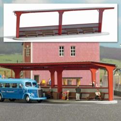 329-1377 Busbahnhof Busch Modellbau, Sp