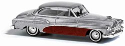 329-44724 Buick 50 »Deluxe«, silbermetal