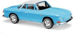 329-45808 Karmann Ghia 1600, Zweifarbig,