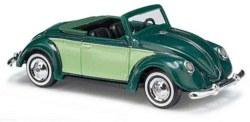 329-46714 VW Hebmüller Cabrio offen, grü