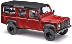 329-50353 Land Rover Defender Metallica,