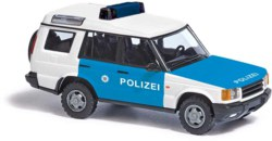329-51917 Land Rover Discovery, Polizei