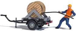 329-7836 Action Set: Kabelzieher Busch