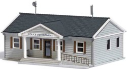 329-9731 US Polizeistation Busch Modell