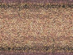 330-56605 3D-Kartonplatte Ziegel Noch Mo