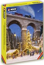 330-65590 Bastel-Adventskalender Weihnac