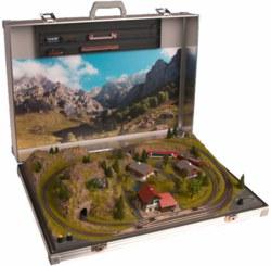 330-88400 Modellbahnkoffer Berchtesgaden