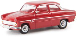 331-19318 Ford Taunus 12m, rot       Bre