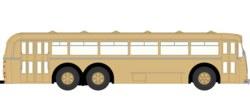 331-59420 Büssing 12000 T Bus - beige Br