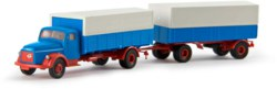 331-85600 Volvo N88 P/P-Zug, blau Brekin