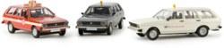 331-90411 3er Set VW Passat Gelblicht Br