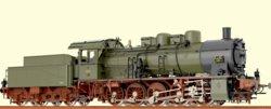 332-40803 Schlepptender-Dampflokomotive