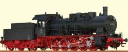 332-40814 Schlepptender-Dampflokomotive