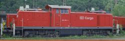 332-41514 Diesellokomotive Baureihe 294