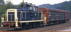 332-42406 Diesellokomotive 261 158-0 der