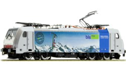 332-43963 TRAXX-Ellok BR 186 der BLS Spu