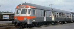 332-46527 Steuerwagen BDnf 738 der DB Br