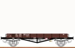 332-49356 Arbeitswagen Xr 35 der DB Braw