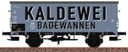 332-49803 Gedeckter Güterwagen G10 der D