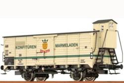 332-67491 Gedeckter Güterwagen G10 Zenti