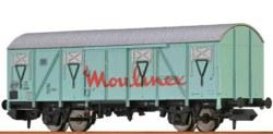 332-67817 Gedeckter Güterwagen Gos 245