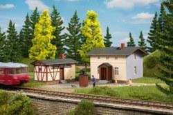 335-11457 Bahnwärterwohnhaus mit Nebenge