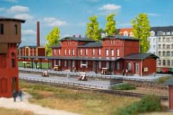 335-14485 Bahnhof Neupreußen