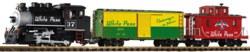339-37106 Start-Set Güterzug mit Dampflo