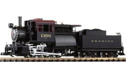 339-38244 Dampflokomotive mit Tender Ca