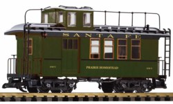 339-38623 Güterzugbegleitwagen der SF Pi