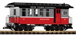 339-38652 Personen-/Gepäckwagen NYC Piko