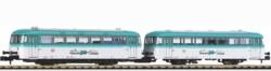 339-40253 Schienenbus 798 mit Steuerwage