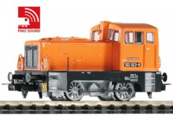 339-52545 Diesellokomotive BR 102 der DR