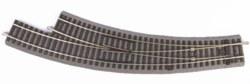 339-55428 A-Gleis mit Bettung Bogenweich