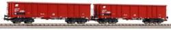 339-58382 2er Set Offene Güterwagen Eaos